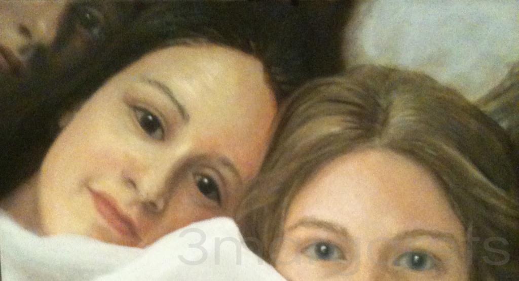 Sisters detail